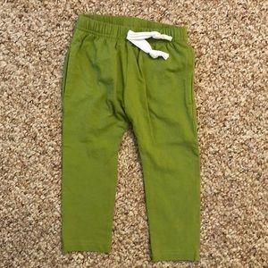 June and January basic pants.